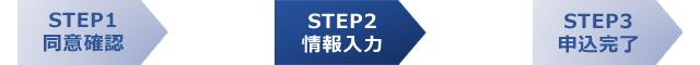 NW光 お申込フォーム STEP2